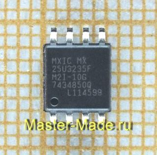 MX25U3235F