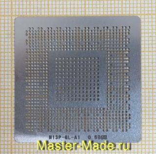 Шаблон N13P-GL-A1 0.55mm