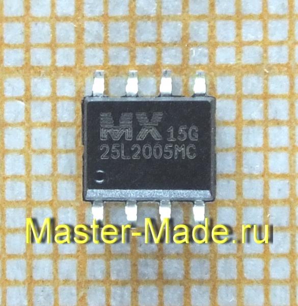 MX25L2005MC