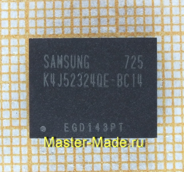 K4J52324QE-BC14