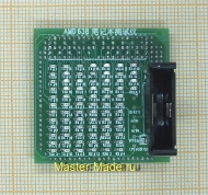 638 CPU Socket Tester with LED for Laptop MB